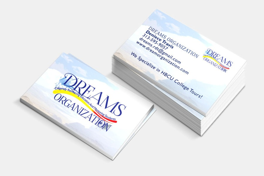 Business card design minor production business card design colourmoves